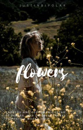 flowers + larry by harrybipolar