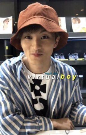 virtual boy → mark lee  by kqenx13