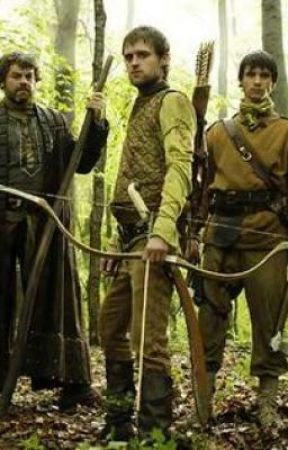 *ON HOLD FOR SERIOUS EDITS* That's Worth Fighting For. (A Robin Hood BBC Fanfic) by Allanadale
