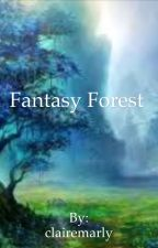 Fantasy Forest by clairemarly