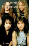 Metallica Preferences Book cover