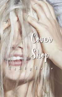 Cover shop [Open] cover