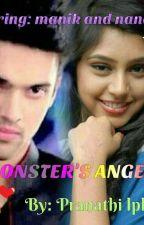 monster's angel by pranathi_lp