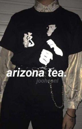 ARIZONA TEA. by JOOHEONl
