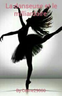 La danseuse et le milliardaire cover