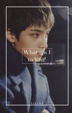 What am I to You ? 《Wooseok x Yuto》   ✔️ by titrbl