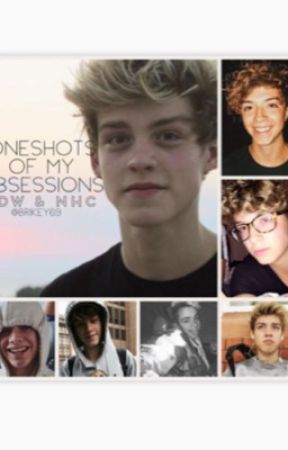 One-shots of my obsessions  (Wdw & NHC) by brikey69