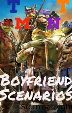 TMNT Boyfriend Scenarios (2014-2016 version) by stormsatnight