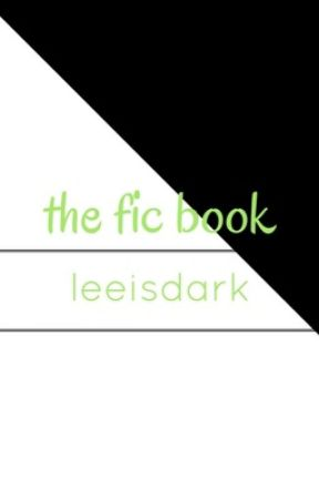 the fic book by leeisdark