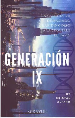 Generación IX [Mikayuu] WP by ___Cristal___