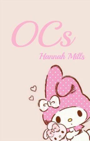 My OC Book by PrincessGeek2002