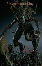 A Xenomorph king by ChaosSkull