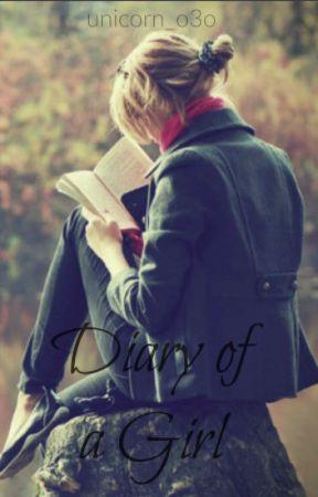 Diary of a Girl by unicorn_o3o