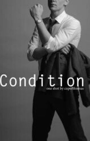 Condition  Robert Laing One Shot  by cupofthomas