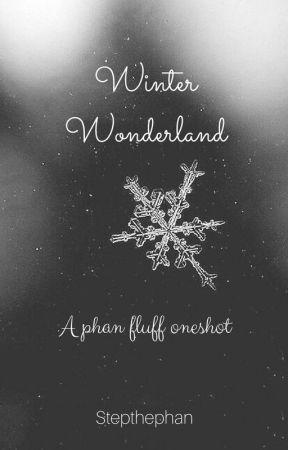 Winter Wonderland // Phan by radiant-rick