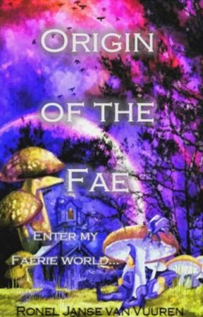 Origin of the Fae by miladyronel