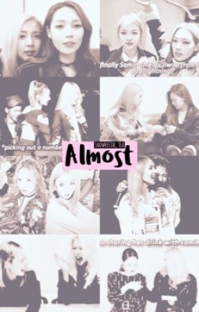 almost ; sowoo by snowheein