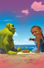 Shrek and Cory Fanfic by shrekxcory
