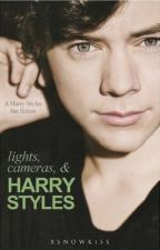 Lights, Cameras, & Harry Styles by xSnowKiss