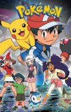 Ash's Pokémon Journey by lara1388