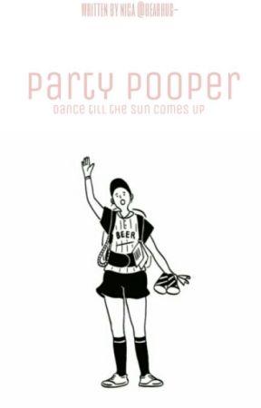 Party Pooper «hjs #4» by bearhug-