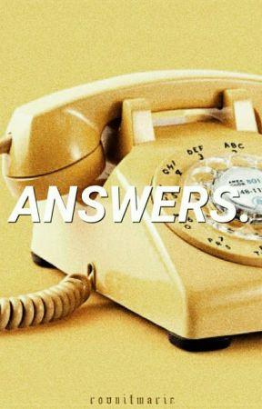 ANSWERS. chanbaek by rounitmarie