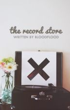 The Record Store; by bloodflood