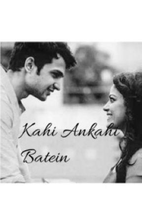 Kahi Ankahi Batein (One Shot) by ayat_malik
