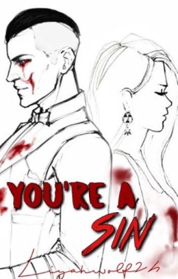 You're a sin. ( Eddie Gluskin x Reader)