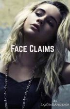Face Claims by The_Books_Music_Life