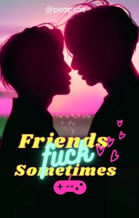 Friends Fuck Sometimes   pjm × jgk [oneshot] by Witch_Bunny