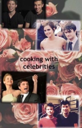 cooking with celebrities || mostly joshler by typerjoseph