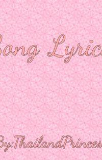 Song Lyrics cover