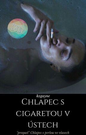 Chlapec s cigaretou v ústech ¦¦ short story by kxgayne