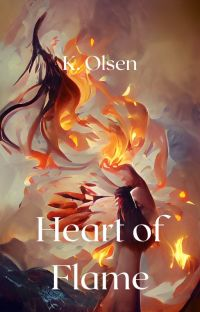 Heart of Flame cover
