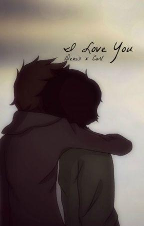 I love you - Denis x Corl by watakashe