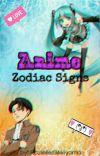 Anime Zodiac Signs cover