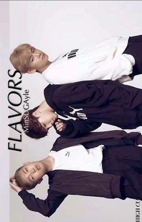 Flavors | yoongi ✔ by MinSUGAyle