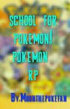 pokemon Rp! by Moonthepokefan