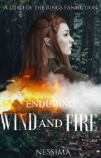 Enduring Wind and Fire (LOTR) by herwriteness