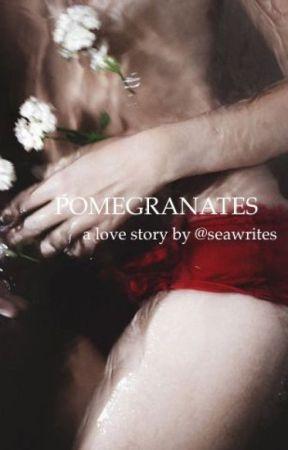 pomegranates: hades and persephone by seawrites