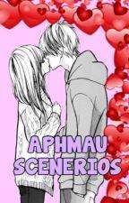 Aphmau Scenerios by Danxchqn
