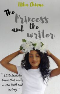 The Princess and the Writer cover