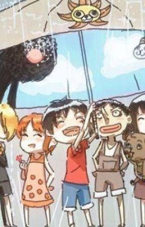 [One Piece] Khúc nhạc đưa tiễn  by WeirdBlueDemon