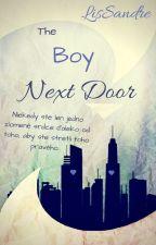 The Boy Next Door [His Bad Boys Ways #3.5] od LisSandre