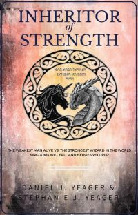 Inheritor of Strength (Book one of Alfireán age) cover