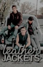 Leather Jackets {The Outsiders Preferences} by DalvieCurtis