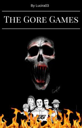 The Gore Games- Sidemen Horror by XxESOTPSxX