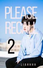 Please Recall | Park Jimin ✔️ by -liahhhh