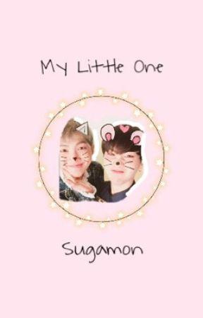 My Little One { Sugamon } by NamJoonbubbletea